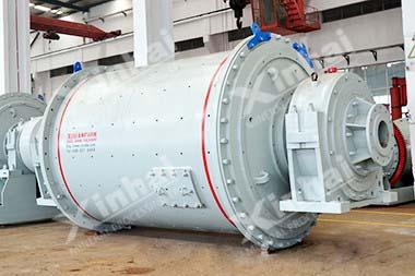 17~170t/h 【产品简介】: 湿式溢流型球磨机是一款结构简单,靠矿浆